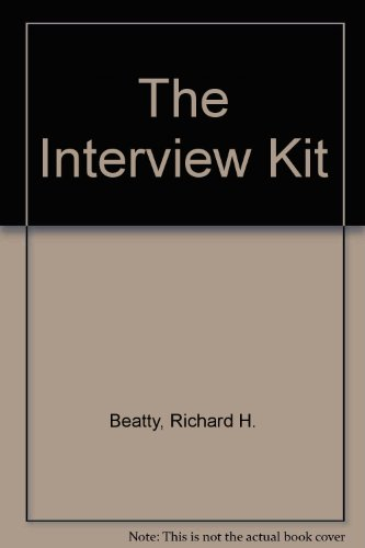 9780471124054: The Interview Kit