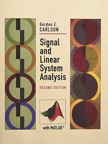 9780471124658: Signal and Linear System Analysis