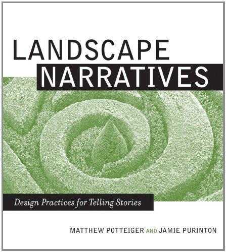 9780471124863: Landscape Narratives: Design Practices for Telling Stories