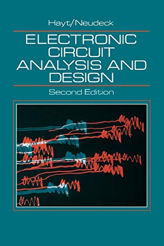 9780471125013: Electronic Circuit Analysis and Design