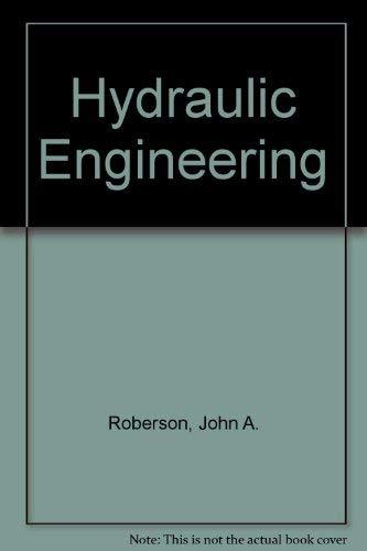 9780471125105: Hydraulic Engineering