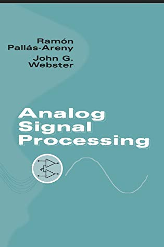 9780471125280: Analog Signal Processing