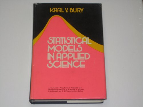 9780471125907: Statistical Models in Applied Science (Wiley Series in Probability and Statistics - Applied Probability and Statistics Section)