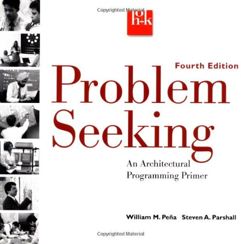 9780471126201: Problem Seeking: An Architectural Programming Primer