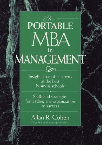 9780471127239: The Portable MBA in Management (Portable Mba Series)