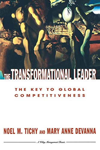 9780471127260: The Transformational Leader: The Key to Global Competitiveness (A Wiley Management Classic)