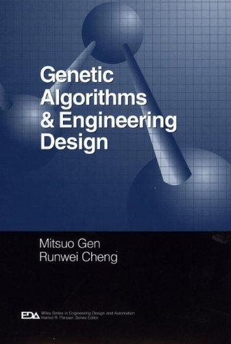 9780471127413: Genetic Algorithms and Engineering Design
