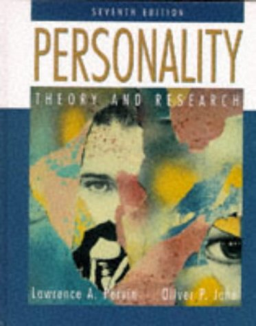 9780471128045: Personality: Theory and Research