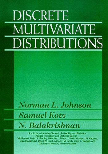 9780471128441: Discrete Multivariate Distributions