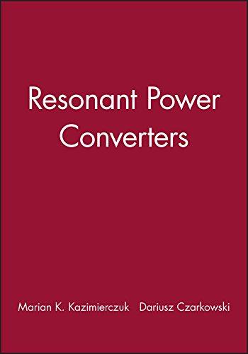 9780471128496: Resonant Power Converters, Solutions Manual