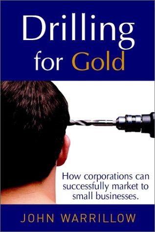 9780471128908: Drilling for Gold: How Corporations Can Successfully Market to Small Businesses