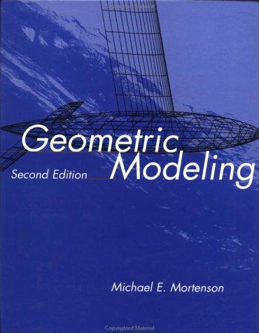 9780471129578: Geometric Modeling