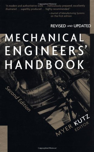 9780471130079: Mechanical Engineers' Handbook
