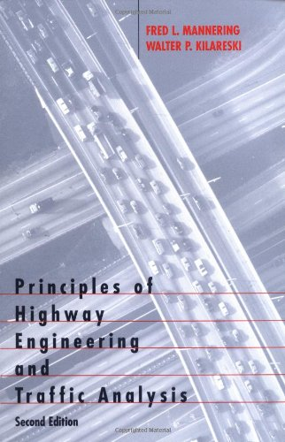 9780471130857: Principles of Highway Engineering and Traffic Analysis
