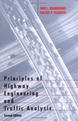 9780471130857: Principles of Highway Engineering and Traffic Analysis