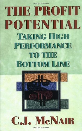 9780471131786: The Profit Potential: Taking High Performance to the Bottom Line