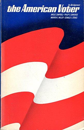 9780471133353: American Voter