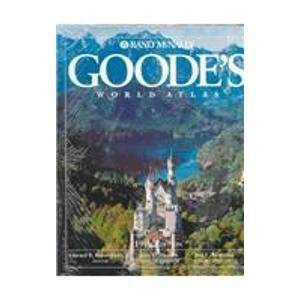 9780471134367: The Earth: An Introduction to Its Physical and Human Geography Fourth Edition and Goode World Atlas Set