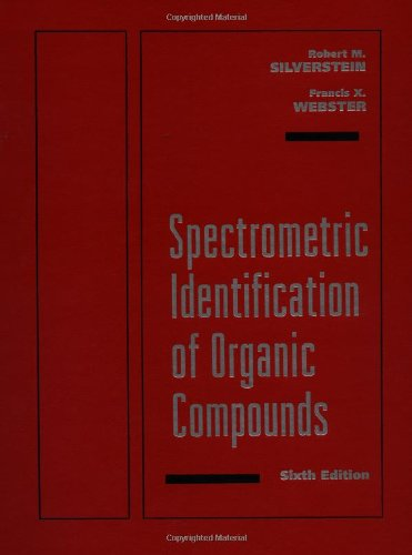 9780471134572: Spectrometric Identification of Organic Compounds