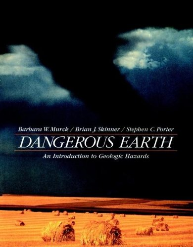 9780471135654: Dangerous Earth: An Introduction to Geologic Hazards