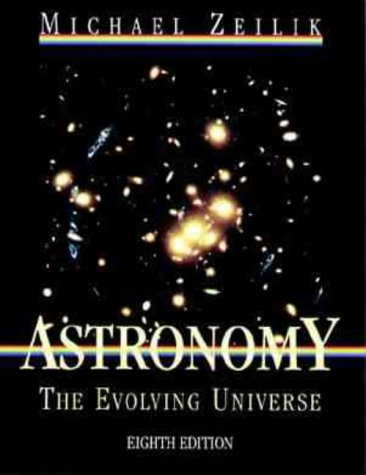 9780471135661: Astronomy: The Evolving Universe