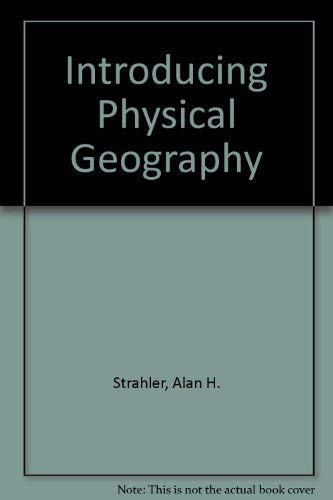9780471135692: Introducing Physical Geography