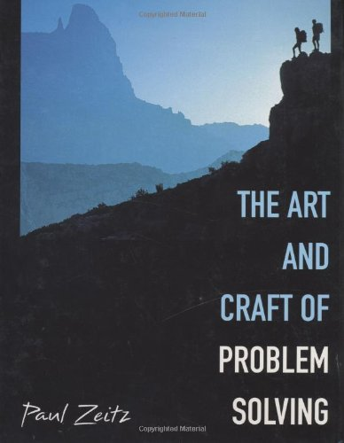 9780471135715: The Art and Craft of Problem Solving