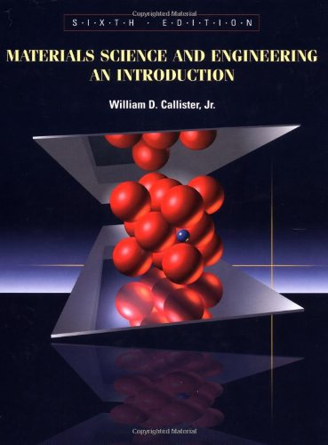 9780471135760: Materials Science and Engineering: An Introduction