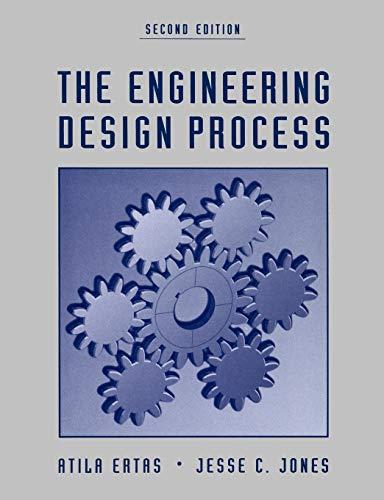 9780471136996: The Engineering Design Process