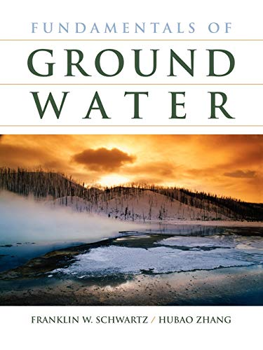 9780471137856: Fundamentals of Ground Water