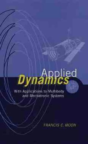 9780471138280: Applied Dynamics: With Applications to Multibody and Mechatronic Systems