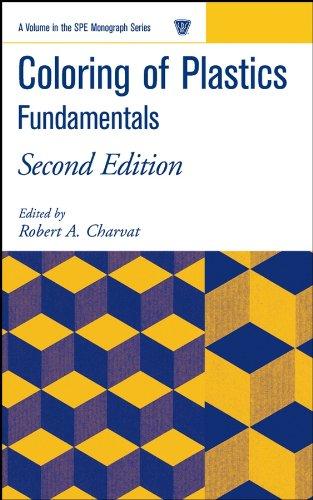 9780471139065: Coloring of Plastics: Fundamentals (Society of Plastics Engineers Monographs)