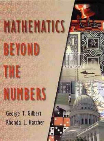 9780471139348: Mathematics Beyond the Numbers