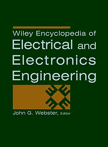9780471139461: Wiley Encyclopedia of Electrical and Electronics Engineering, 24 Volume Set