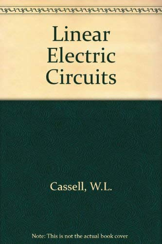 9780471140504: Linear Electric Circuits