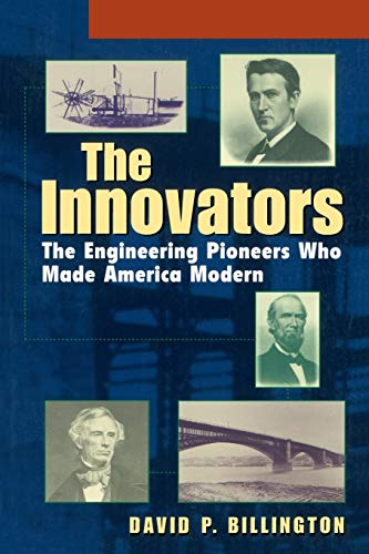 9780471140962: The Innovators: The Engineering Pioneers who Transformed America