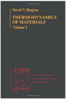 9780471141709: Thermodynamics of Materials, 2 Volume Set
