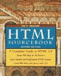 9780471142423: The HTML Sourcebook: A Complete Guide to HTML 3.0 (Sourcebooks)
