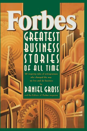 9780471143147: Forbes Greatest Business Stories of All Time