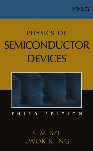9780471143239: Physics of Semiconductor Devices