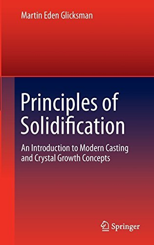 9780471143253: Principles of Solidification (Wiley Series on the Science and Technology of Materials)