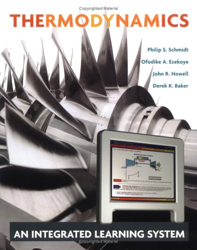 9780471143437: Thermodynamics: An Integrated Learning System