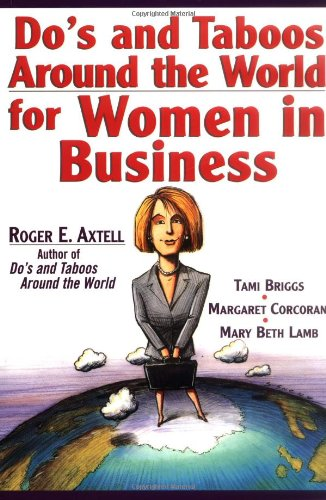 9780471143642: Do's and Taboos Around the World for Women in Business
