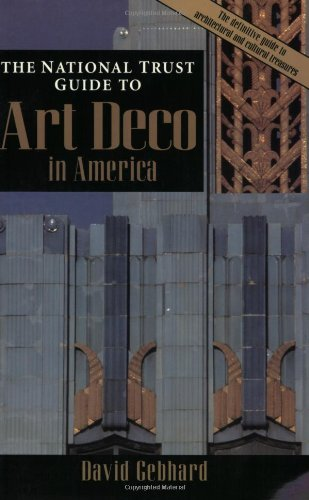 9780471143864: The National Trust Guide to Art Deco in America (Preservation Press)