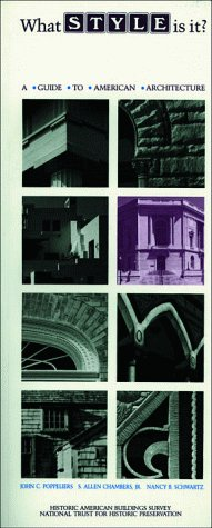 9780471144342: What Style Is It?: A Guide to American Architecture (Building Watchers Series)