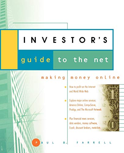 9780471144441: The Investor's Guide to the Net: Making Money Online