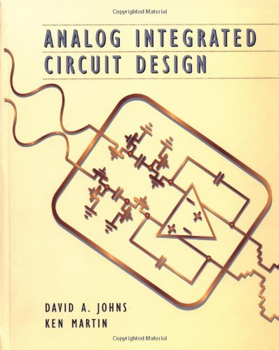 9780471144489: Analog Integrated Circuit Design