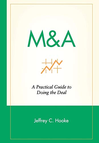 9780471144625: M&A: A Practical Guide to Doing the Deal (Frontiers in Finance Series)