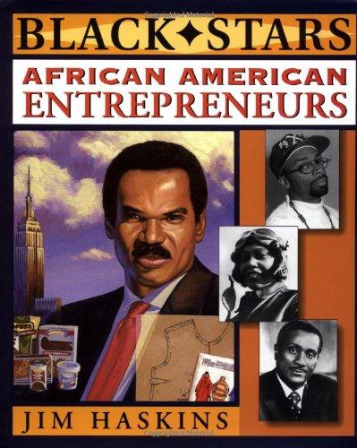 African American Entrepreneurs (Black Stars): Haskins, Jim