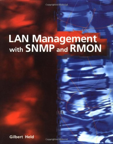 9780471147367: LAN Management with SNMP and RMON